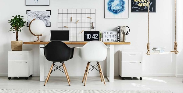 Create-a-Home-Office-in-Your-Garage
