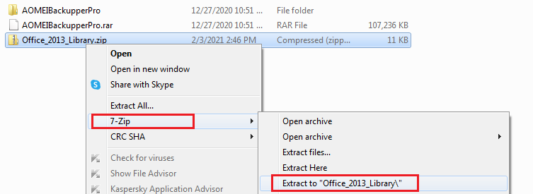 extract-Office-2013-license-files-library